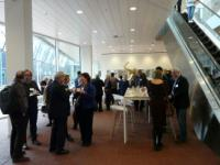 LoCLoud conference delegates in the premises of the Netherlands Cultural Heritage agency